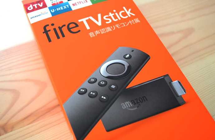 新型Fire TV Stick