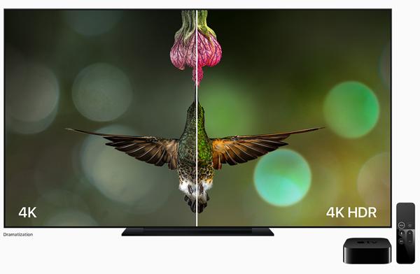 HDR10とDolby Visionをサポート