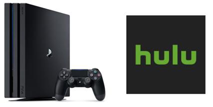 HuluをPS4で視聴するために必要なもの