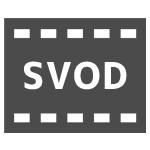 SVOD(定額制動画配信)