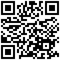 クロームキャストのセットアップ画面のQRコード