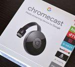 Chromecast(クロームキャスト)のセットアップ方法