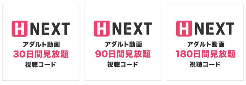 H-NEXTの利用料金